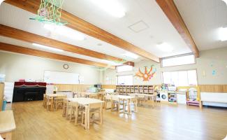 4歳児保育室
